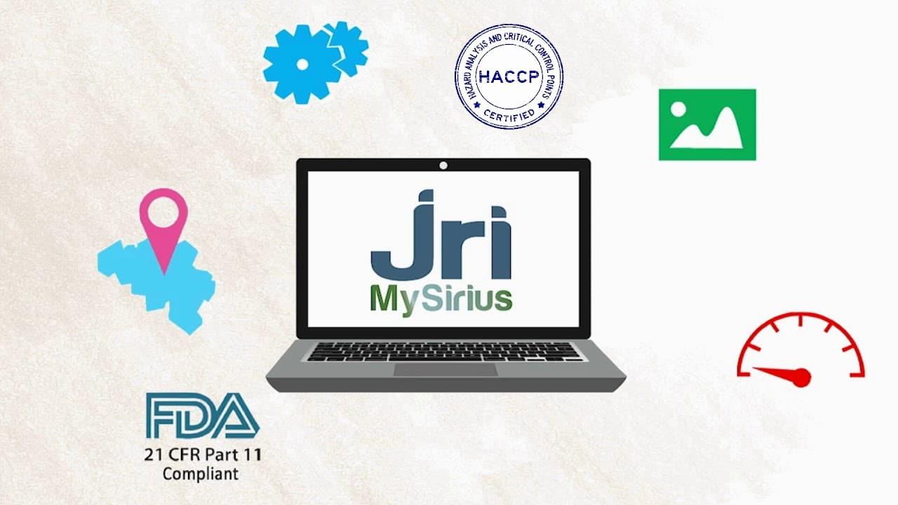 Surveillance et Diffusion des alertes de température : JRI MySIRIUS et MEMOGuard: